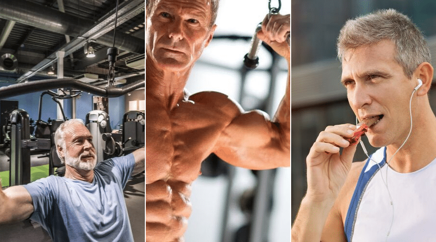 Building Muscle At 50